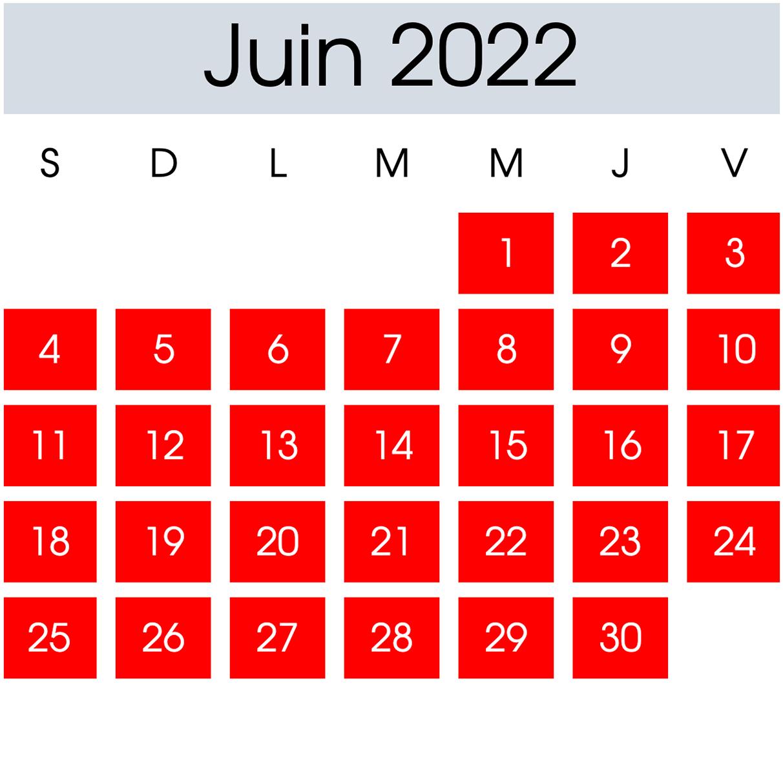Location Juin