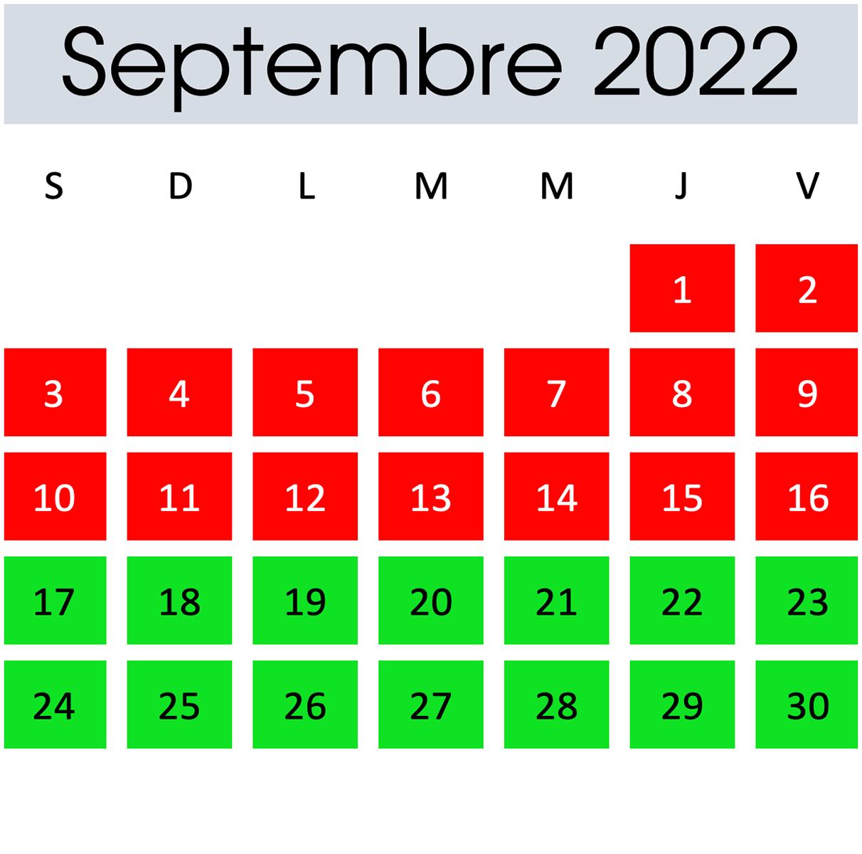 Location Septembre